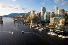 Get the latest travel news, tips, videos and photography from destinations all over the globe. Vancouver Bc Canada, Vancouver British Columbia, Vancouver Island, Beautiful Places In The World, In This World, Amazing Places, Places To Travel, Places To Visit, Vancouver Art Gallery