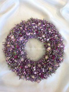 My homemade wreath....