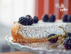 Makový cheesecake :) | We Lift Together