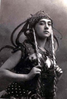 From the Ballets Russes in the early 1900s