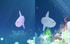 Sun Fish - AbyssRium: Tap Tap Fish