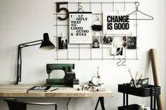 wire inspiration board