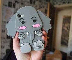 elephant <3 phone case