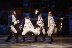 'Hamilton' Is Coming to Los Angeles Summer 2017 (Details)