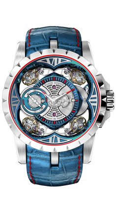 Sneak Peek at Roger Dubuis' New Watch