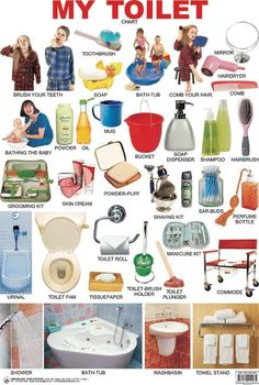 My toilet vocabulary English Verbs, Learn English Grammar, Kids English, English Vocabulary Words, Learn English Words, English Language Learning, English Writing, English Study, English Lessons