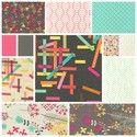 Washi fabrics by Rashida Coleman Hale. These are all so cute.