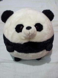 Super cute and cuddly Panda!! From Beijing given to me by someone special <3