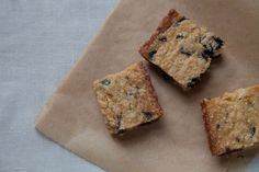 Blondies -- Gluten-Free and Completely Delicious