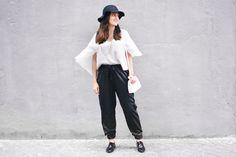 Xá de Amora - Blog de Moda: LOOK - SEGUINDO UM NOVO ESTILO