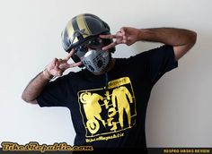 TESTED! Respro® Pollution masks.. and they're awesome! The Respro® City™ Mask