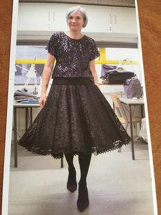 Dressmaking, Lace Skirt, Tulle, Sewing, Skirts, Fashion, Sew Dress, Moda, Couture