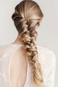 Best Wedding Hairstyle Trends 2017 ❤ See more: http://www.weddingforward.com/wedding-hairstyle-trends/ #wedding