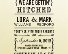 invitations by Laura on Etsy