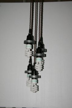 DIY  3 Mason Jar Chandelier Light  3 Jar by IndustrialRewind, $72.00
