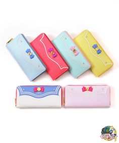 """sailor moon"" ""sailor moon merchandise"" ""sailor moon purse"" ""samantha vega"" fashion handbag japan anime shop wallet"