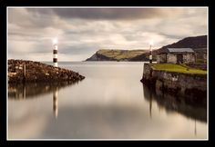 Carnlough Harbour Entrance by Chris Ibbotson on 500px