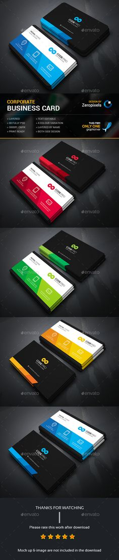 Creative Business Card Template PSD. Download here: http://graphicriver.net/item/creative-business-card/14673615?ref=ksioks