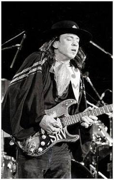 Stevie Ray Vaughan!