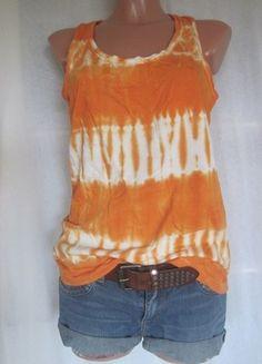 Kaufe meinen Artikel bei #Kleiderkreisel http://www.kleiderkreisel.de/damenmode/tanktops/49746040-boxershirt-batik