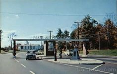 Pease AFB, New Hampshire...Had my twins at the hospital on this Base.