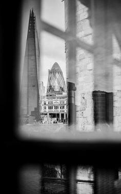 London Architecture in Black & White