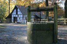 alter ziehbrunnen