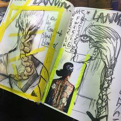 Julien d'Y's Sketchbook