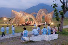 Pabellón que hace homenaje a la naturaleza / nArchitects - Noticias de Arquitectura - Buscador de Arquitectura