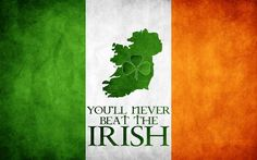 You'll Never Beat the Irish