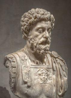 Rooman kulta-ajan loppu osuu yksiin Marcus Aureliuksen kuoleman kanssa, mutta seuraavalla vuosisadalla Roomaa piinanneet ongelmat olivat kehkeytymässä jo Marcus Aureliuksen elinaikana. Marcus Aurel...