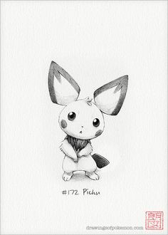 Drawings of Pokemon and also drawings of other things Pokemon Sketch, Disney Drawings, Cartoon Drawings, Art Drawings, Drawing Art, Pokemon Tattoo, Shading Drawing, Drawing Sketches, Pencil Drawings