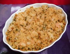 Casserole Of Shrimp In Garlic Butter Shrimp De Jonghe) Recipe - Eliminate the crumbs and cherry and add lemon. Big Mac Casserole Recipe, Shrimp Casserole, Casserole Dishes, Casserole Recipes, Shrimp Dejonghe Recipe, Shrimp Recipes, Fish Recipes, Garlic Butter Shrimp, Baked Shrimp