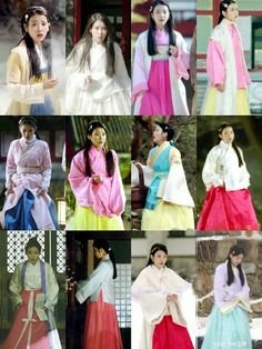 IU's traditional styling amplifies her beauty in recent drama Moon Lovers Drama, Iu Moon Lovers, Korean Traditional, Traditional Outfits, Dynasty Clothing, Scarlet Heart, Korean Dress, Iu Fashion, Chinese Clothing