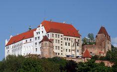 Burg Trausnitz #Landshut #Bayern