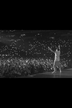 To go on an Eminem World Tour and see every possible performance before he gets to old.. and before I get to old for that matter :P