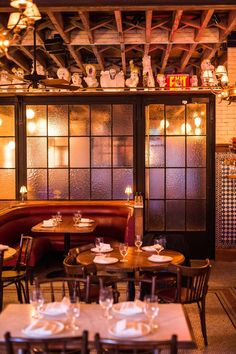 Dirty French at the Ludlow Hotel NYC