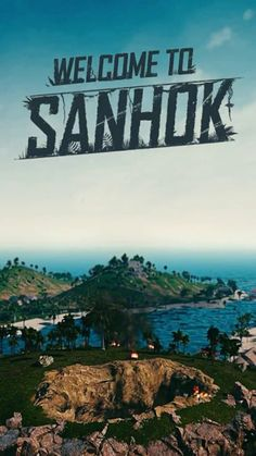 Popular iPhone X Wallpapers Welcome To Sanhok PlayerUnknown's Battlegrounds (PUBG) HD Mobile Wallpaper. Welcome To Sanhok PlayerUnknown's Battlegrounds (PUBG) #