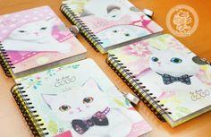Ces petits chatons sont troooop chouuuux, non?  O(≧ω≦)OLequel aimez-vous le plus?   - www.chezfee.com Magasin kawaii en ligne