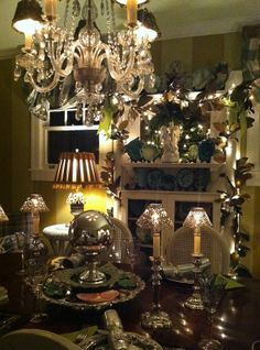 Haute Indoor Couture: Mom's House