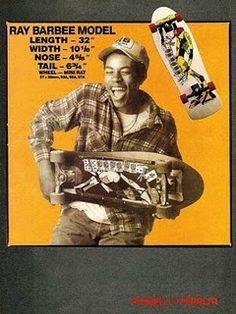 memory screen: Classic Powell Peralta ads