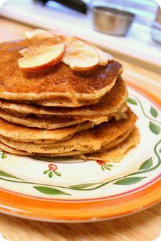 49 Dresses: Apple Cider Pancakes