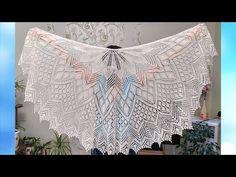 Baby Knitting, Ruffle Blouse, Tapestry, Youtube, Crocheting, Women, Decor, Fashion, Crochet Shawl