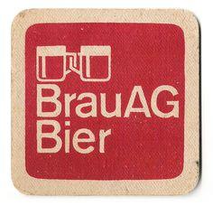 BrauAG Bier by sodavekt, via Flickr
