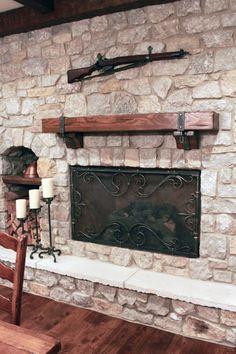 decorative wrought iron corbels for mantel shelves counter tops rh pinterest com fireplace mantel support ideas fireplace mantel support brackets
