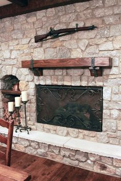 Williamsburg Cypher Collection Small Fireplace Screen 315