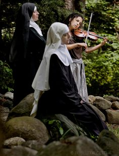 Abbey of Regina Laudis-Bethlehem-Falcetti. Catholic Art, Roman Catholic, Bride Of Christ, Beautiful Prayers, High Fantasy, Faith, Nun Costume, Benedictine Monks, Christianity