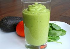 The Healthy Happy Wife: Green Smoothie or My Healthy Holiday Booster (Diary, Gluten/Grain and Sugar Free)