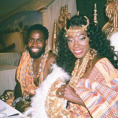 Ghanaian Fashion, African Fashion, Ghana Traditional Wedding, Ghana Wedding, Kente Styles, Black Boys, African Wear, Ring Verlobung, Beautiful Couple