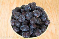 Plum Jam Plum Jam Recipes, Jelly Recipes, Canning Recipes, Gourmet Recipes, Dessert Recipes, Vegan Recipes, Easy Fruit Leather Recipe, Plum Varieties, Plum Preserves
